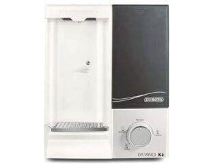 Purificador Europa Da Vinci Ice Branco C/ Filtro Água Gelada